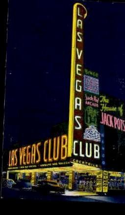 The House of Jackpots - Las Vegas, Nevada NV Postcard