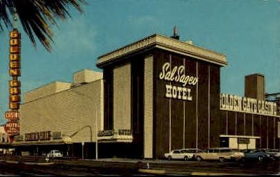 The Golden Gate Hotel - Las Vegas, Nevada NV Postcard