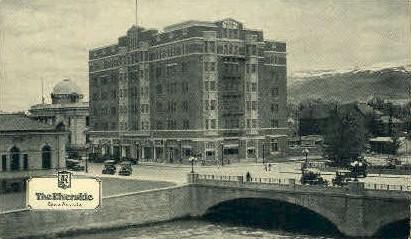 The Riverside Hotel - Reno, Nevada NV Postcard