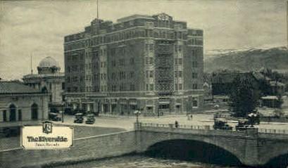 The Riverside   - Reno, Nevada NV Postcard