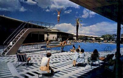 The Sands Motel - Las Vegas, Nevada NV Postcard