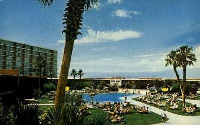 Bronze in the Nevada Sun - Las Vegas Postcard