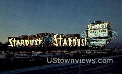 Stardust - Lake Tahoe, Nevada NV Postcard