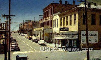 Old Washoe Club - Virginia City, Nevada NV Postcard