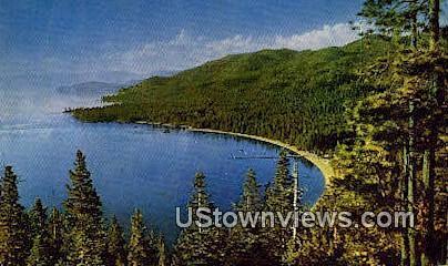 Zephyr Cove - Lake Tahoe, Nevada NV Postcard