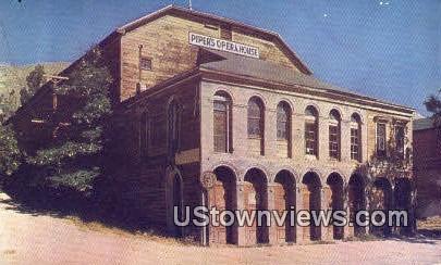 Piper's Opera House - Virginia City, Nevada NV Postcard