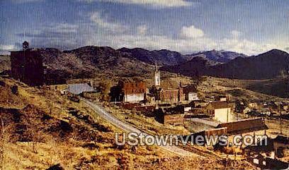 Virginia City, Nevada,     ;     Virginia City, NV Postcard