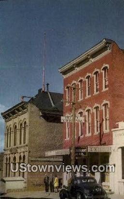 Virginia City, NV,     ;     Virginia City, Nevada Postcard