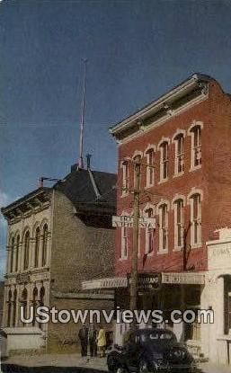 Comstock Lode - Virginia City, Nevada NV Postcard