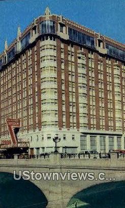 Mapes Hotel - Reno, Nevada NV Postcard