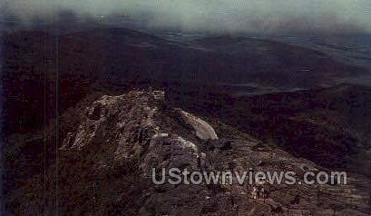 Castle, Whiteface Mt. - Adirondack Mts, New York NY Postcard