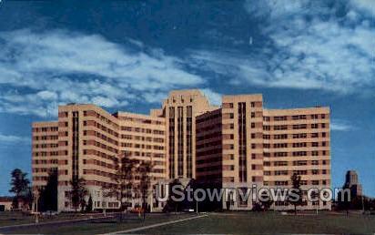 Veterans Admin Hospital - Albany, New York NY Postcard