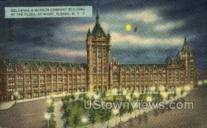 Delaware & Hudson Company Bldg - Albany, New York NY Postcard