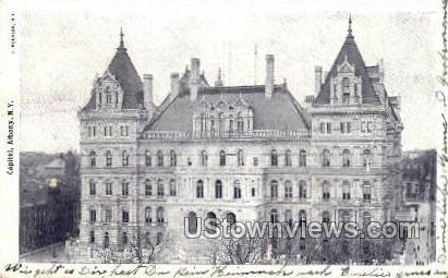 Capitol - Albany, New York NY Postcard
