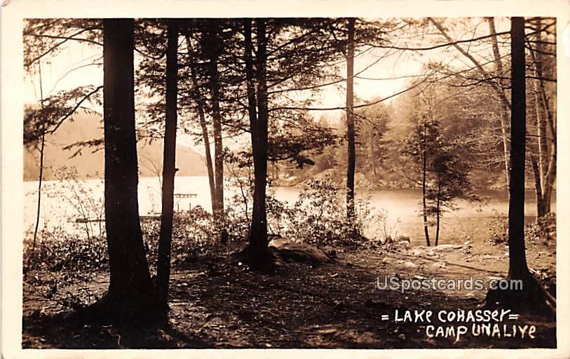 Lake Cohasset - Arden, New York NY Postcard