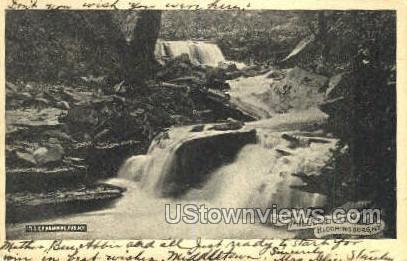 Millers Glen - Bloomingburg, New York NY Postcard