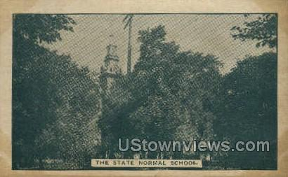 State Normal School - Buffalo, New York NY Postcard