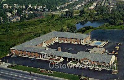Lord Amherst - Buffalo, New York NY Postcard