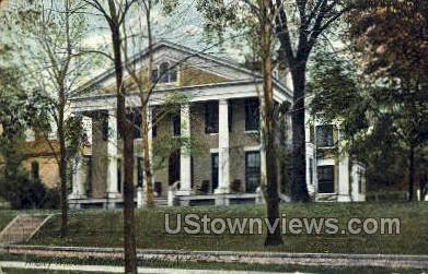 Ansley Wilcox Residence - Buffalo, New York NY Postcard