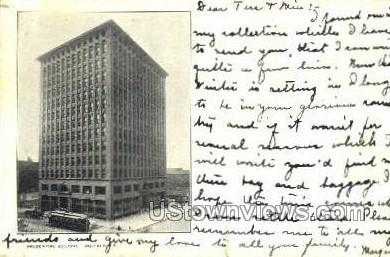 Prudential Bldg - Buffalo, New York NY Postcard