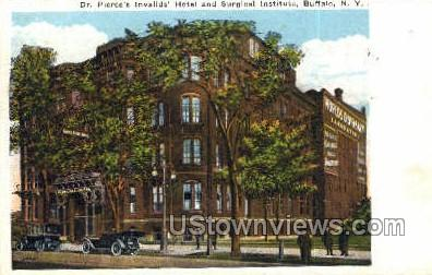 Surgical Institute - Buffalo, New York NY Postcard