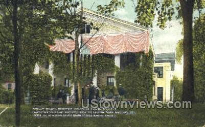 Wilcox House - Buffalo, New York NY Postcard