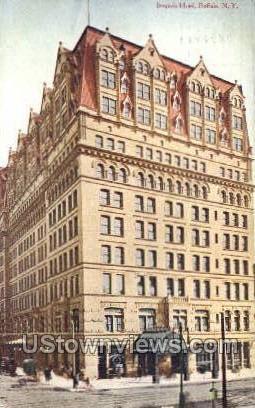 Iroquois Hotel - Buffalo, New York NY Postcard