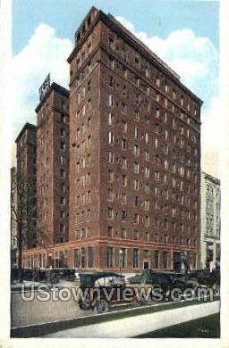 Ford Hotel - Buffalo, New York NY Postcard