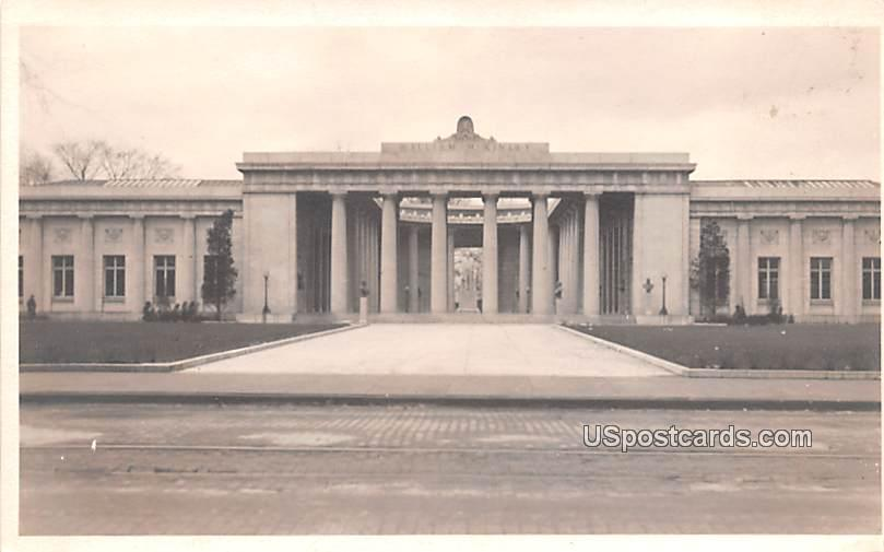 William McKinley Building - Buffalo, New York NY Postcard