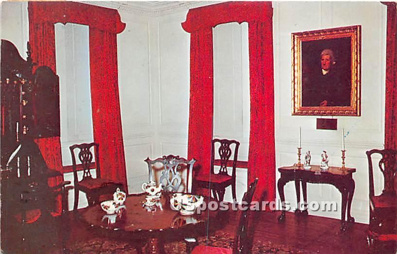 Van Cortlandt House Museum - Bronx, New York NY Postcard
