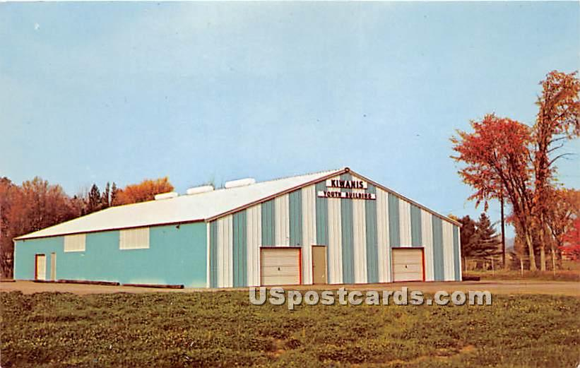 Kiwanis Youth Center - Boonville, New York NY Postcard