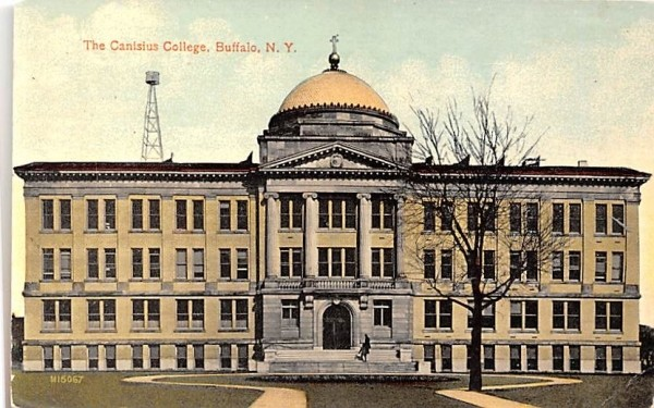 The Canisius College Buffalo, New York Postcard
