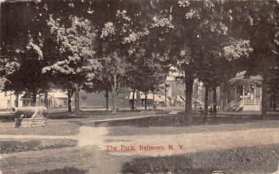 The Park Belmont, New York Postcard