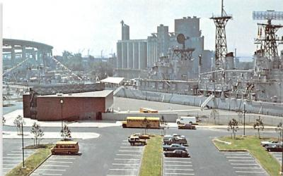 Buffalo Naval & Servicemen's Park New York Postcard