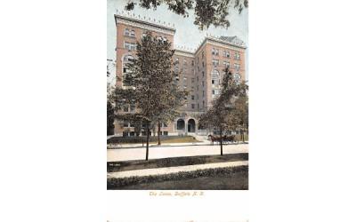 The Lenox Buffalo, New York Postcard