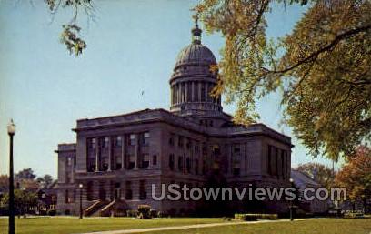 Cortland County Court House - New York NY Postcard