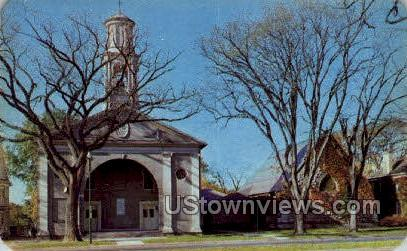 First Congregational Church - Canandaigua, New York NY Postcard