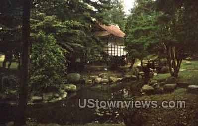 Sonnenberg Gardens - Canandaigua, New York NY Postcard