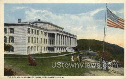The Mountain House - Catskill Mountains, New York NY Postcard