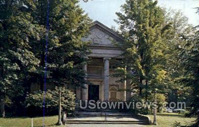 Hall of Christ - Chautauqua, New York NY Postcard