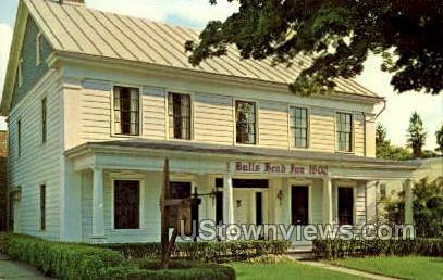 Bull's Head Inn - Cobleskill, New York NY Postcard