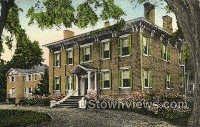 Cooper Inn - Cooperstown, New York NY Postcard