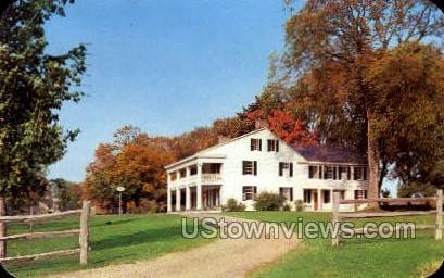 Bump Tavern - Cooperstown, New York NY Postcard