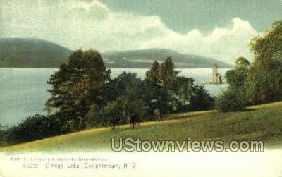 Otesaga Hotel - Cooperstown, New York NY Postcard