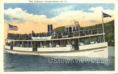 The Mohican - Cooperstown, New York NY Postcard