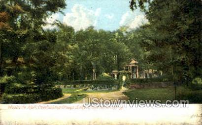Woodside Hall - Cooperstown, New York NY Postcard