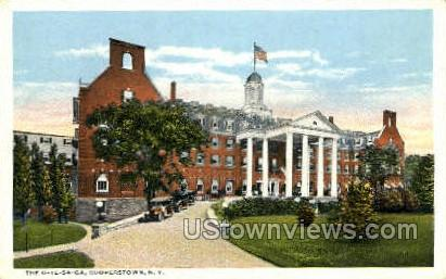 The Otesaga - Cooperstown, New York NY Postcard