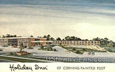 Holiday Inn - Corning, New York NY Postcard