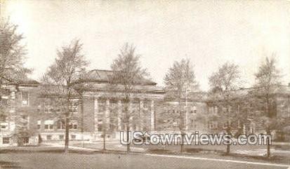 State University - Cortland, New York NY Postcard