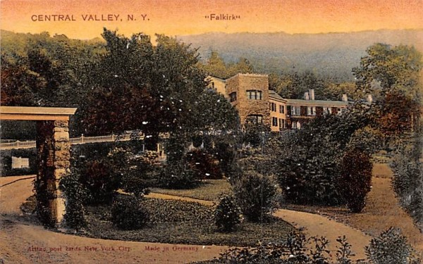 Falkirk Central Valley, New York Postcard